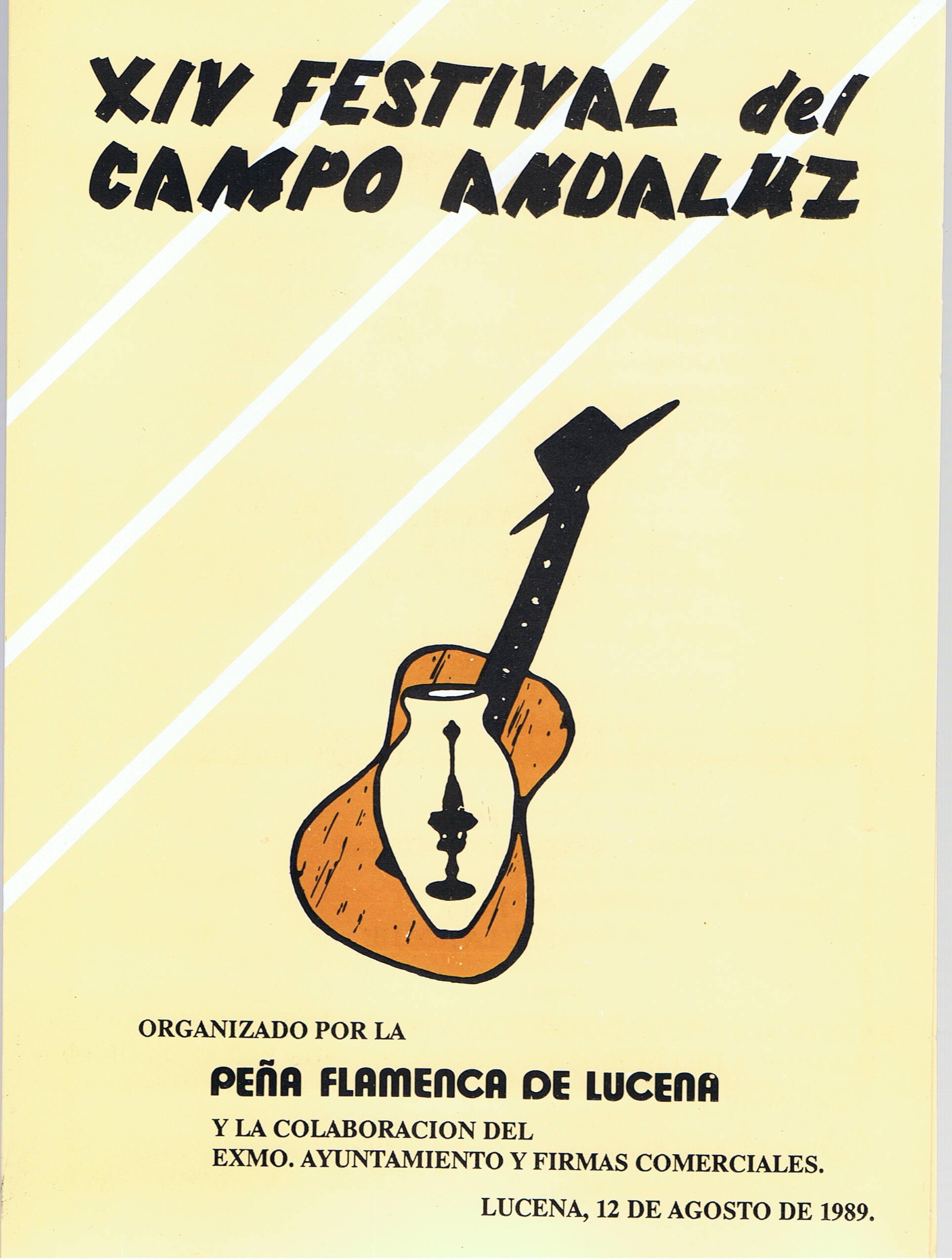 1989 - XIV Festival del Campo Andaluz (1)