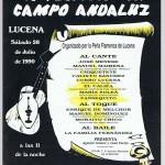 1990 - XV Festival del Campo Andaluz (1)